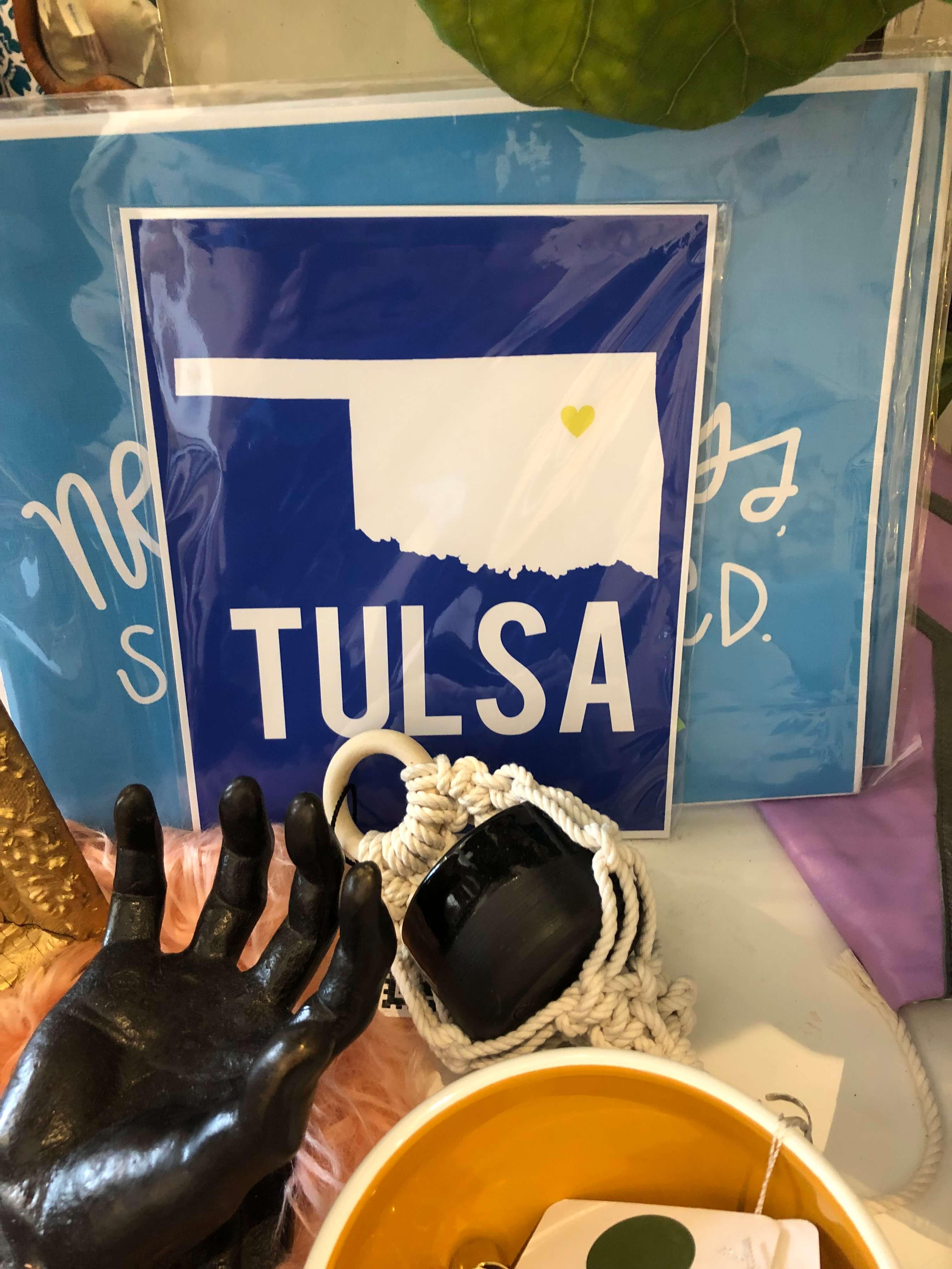 shopping in tulsa, ok