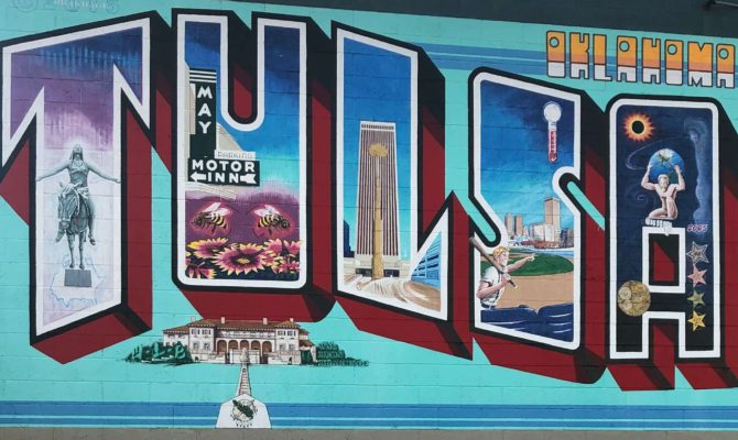Tulsa travel and fun things to do