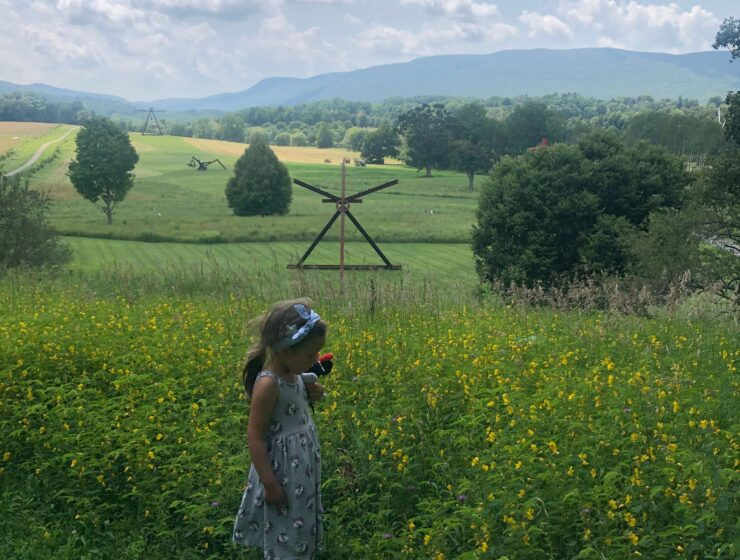 spend the day at the storm king arts center