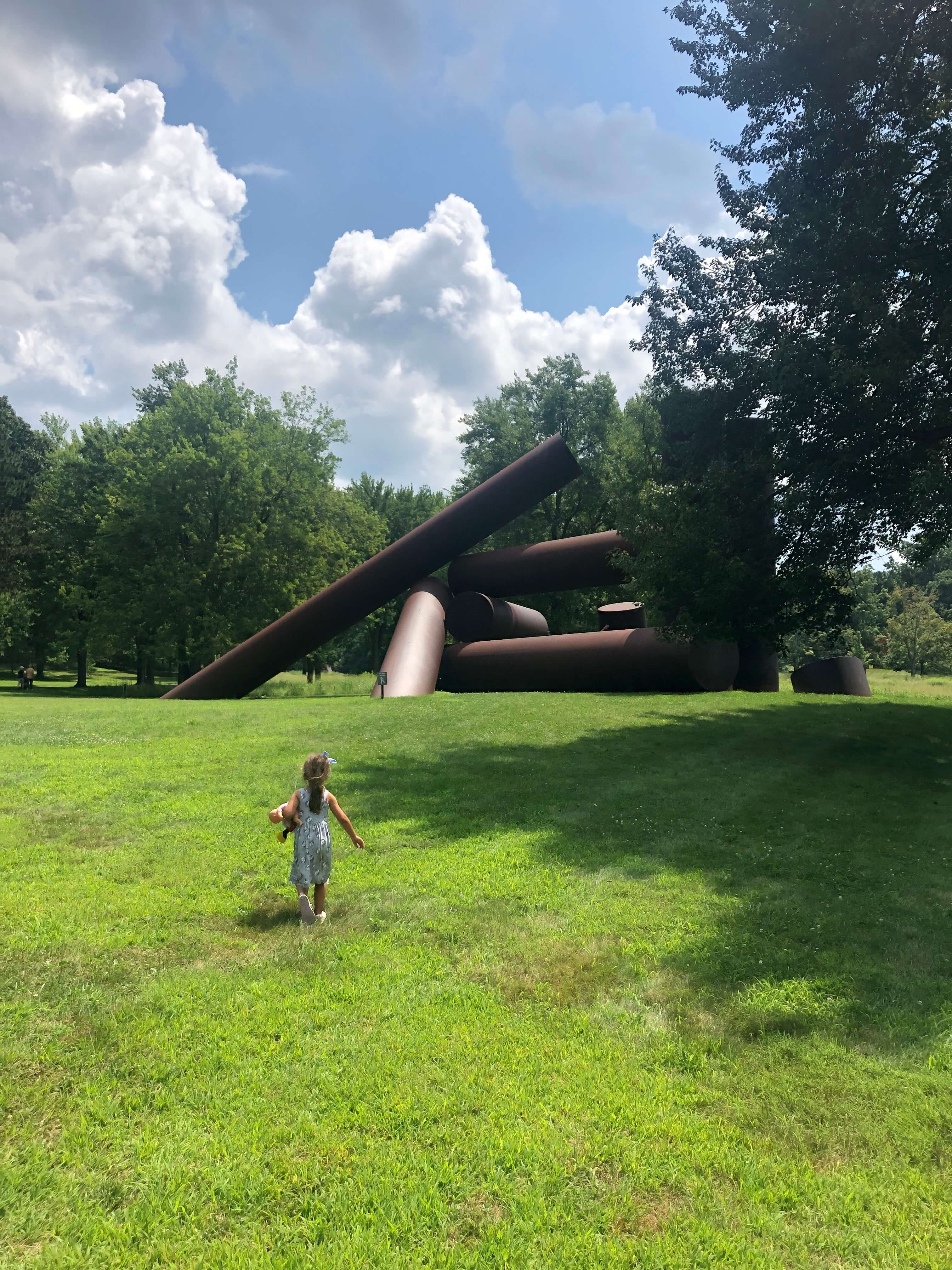 storm king art center for families