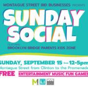 Sunday Social on Montague Street