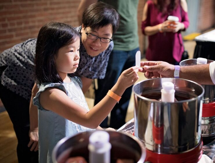 Weekend Adventures in Queens at the Big Chocolate Show