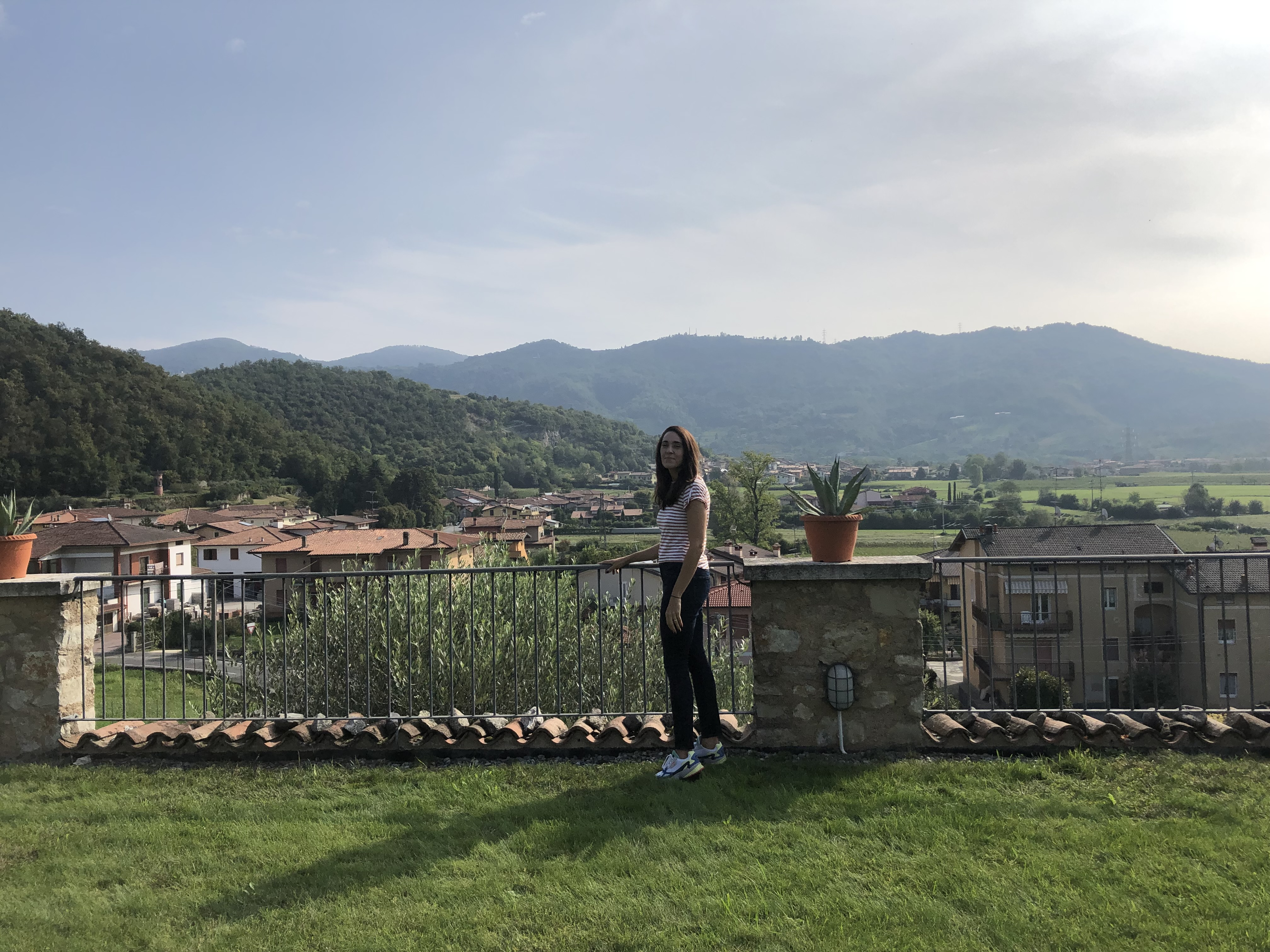 Francioriata wine region views