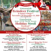 11th Annual Greenwich Reindeer Festival & Santa's Village