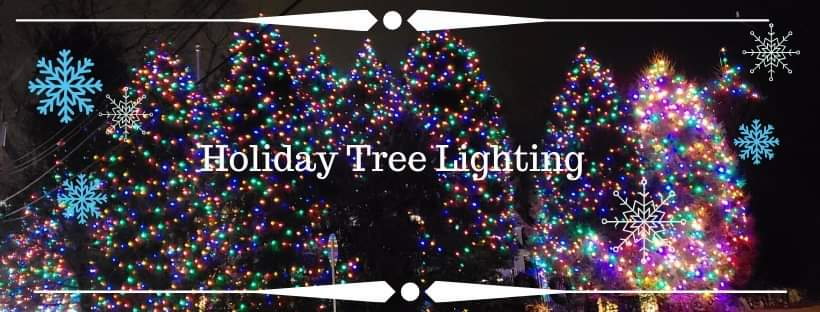 Holiday Tree Lighting at Mount Kisco Public Library
