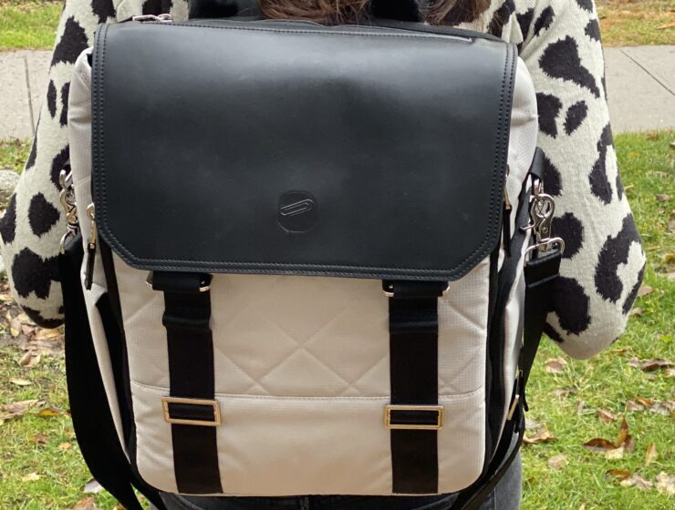 The Ultimate Travel Backpack (and Diaper Bag!)