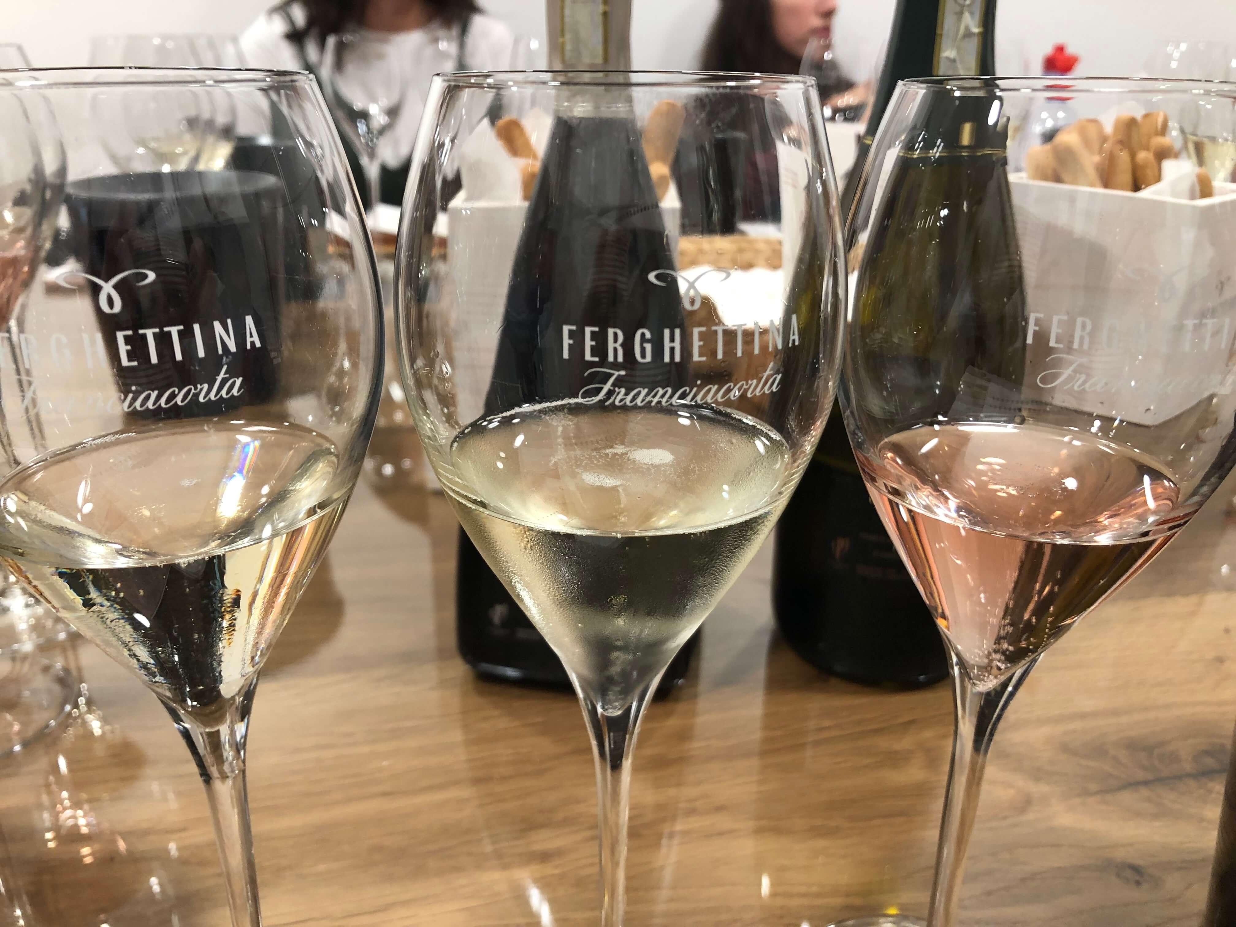 Feghettinit Wine tasting