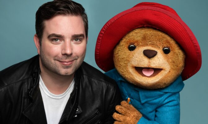 Interview with Jonathan Rockefeller on Paddington Gets in a Jam