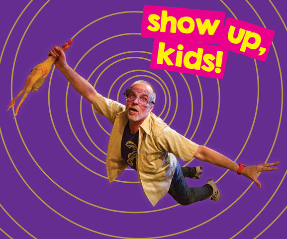 Check out the Show Up, Kids theatrical performance in New York City featuring Peter Michael Marino, formely of Pips Island fame.