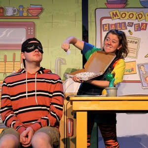 Judy Moody & Stink at the Westport Country Playhouse