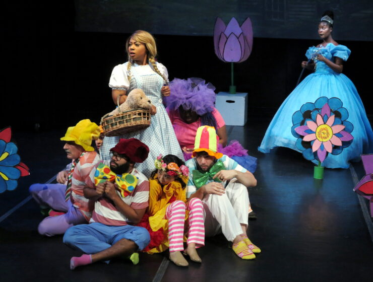 """The Wizard of Oz: A Jazz Musical for All Ages,"""" presented by Harlem Repertory Theater (HRT) and Yip Harburg Lyrics Foundation, has been extended through June 20, 2020"""