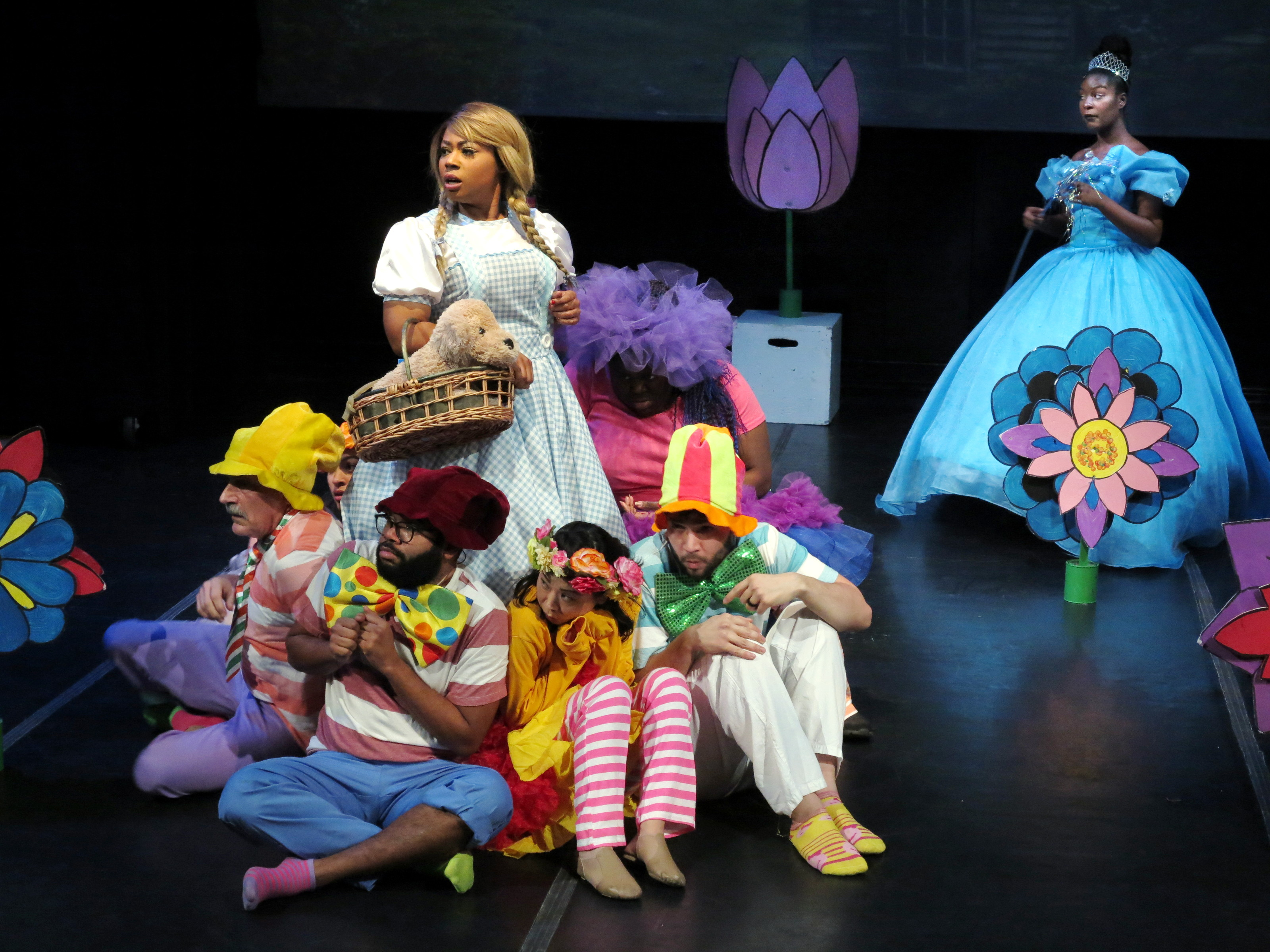 "The Wizard of Oz: A Jazz Musical for All Ages,"" presented by Harlem Repertory Theater (HRT) and Yip Harburg Lyrics Foundation, has been extended through June 20, 2020"