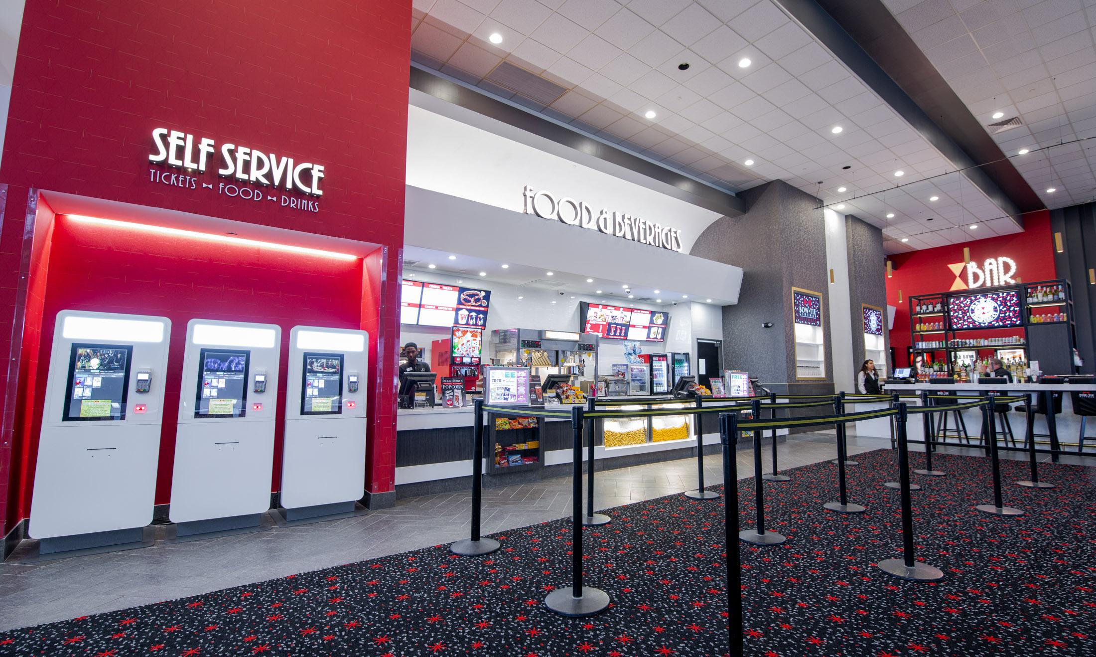 BowTie Cinemas Majestic Bar Movie Tickets