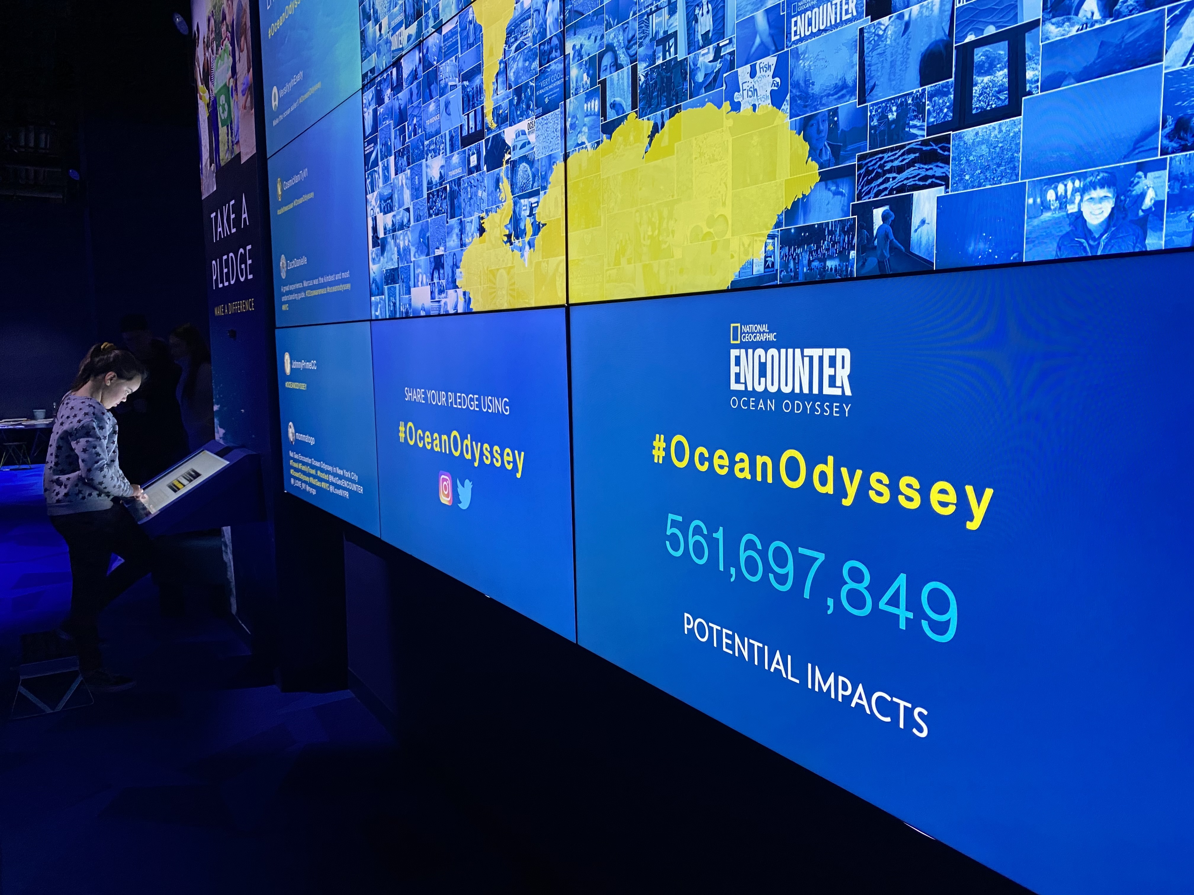 National Geographic Encounter: Ocean Odyssey NYC