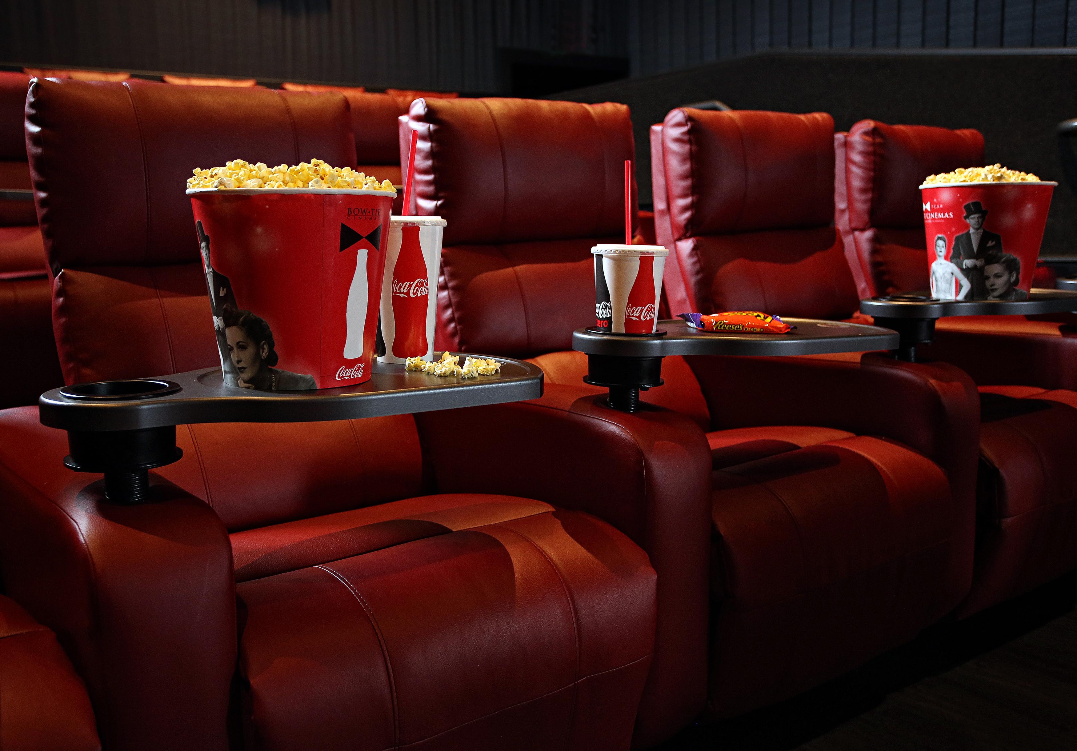 BowTie Cinemas Majestic Amazing Seating