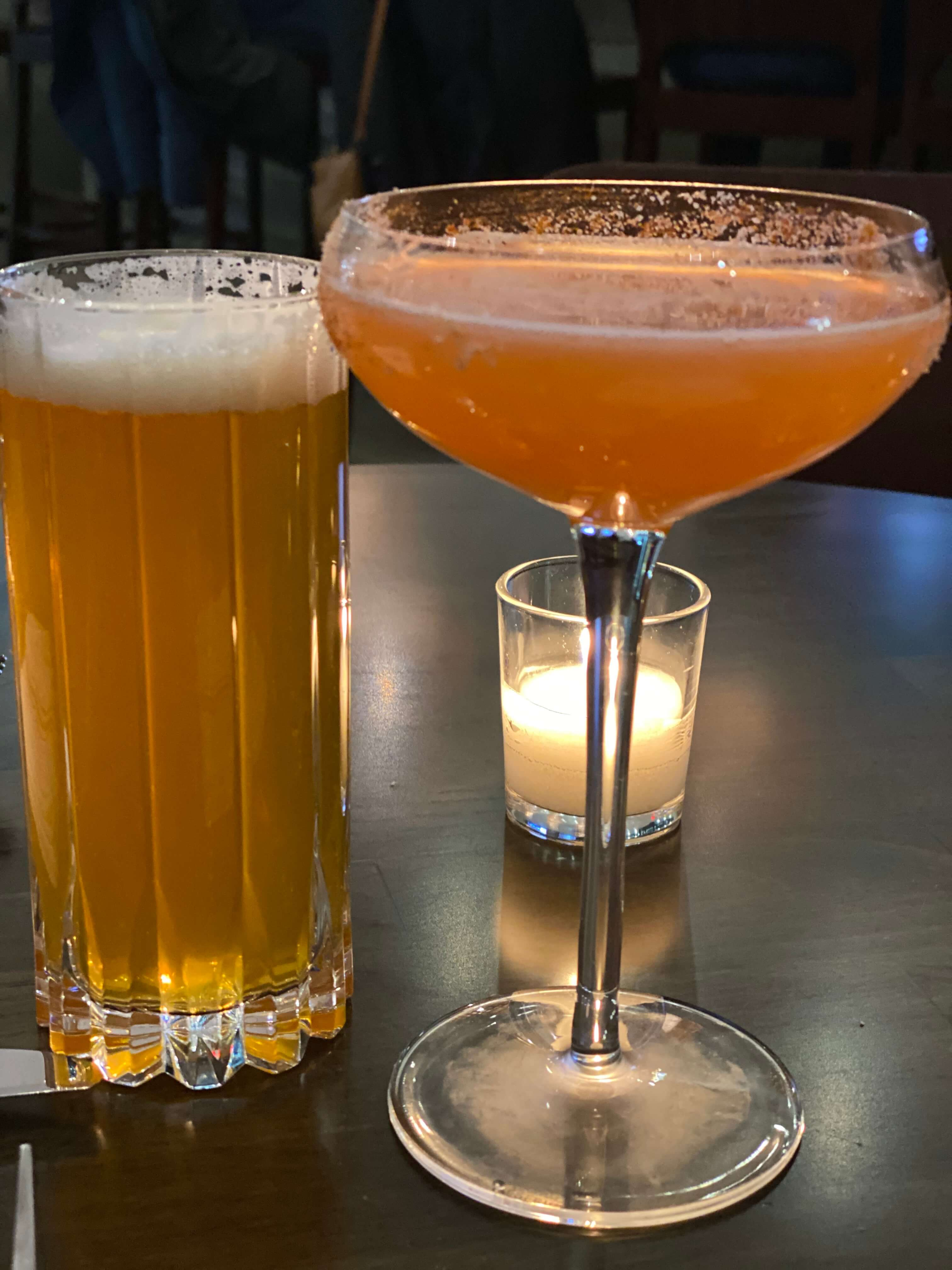 The Tillage NYC Drinks